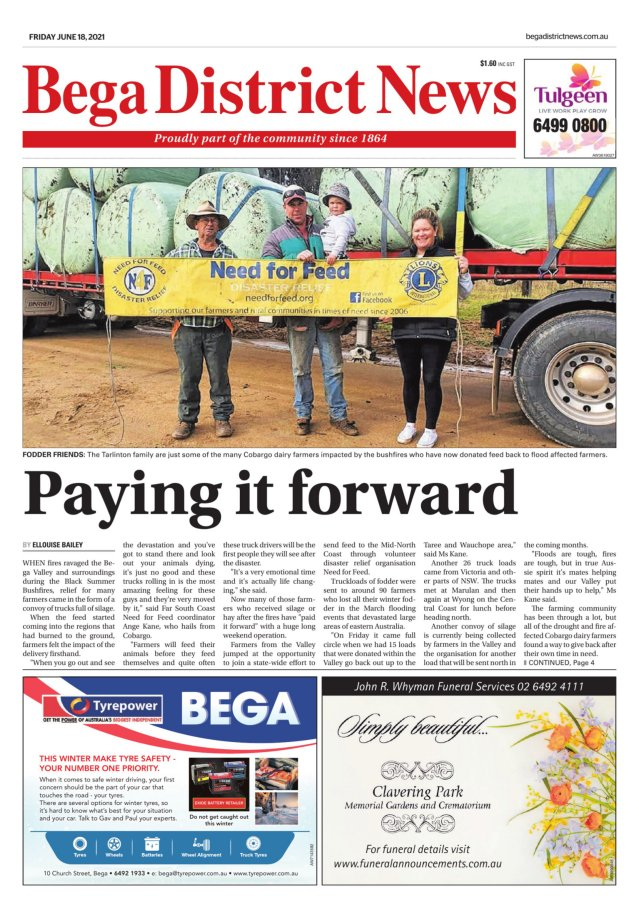 Get the digital version of The Latest Paper
