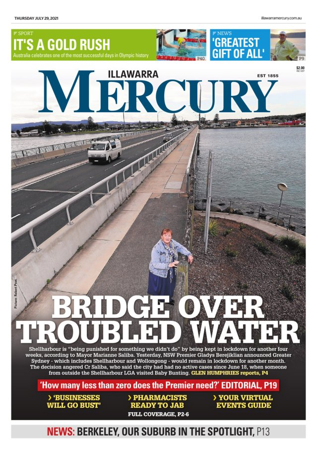 Get the digital version of Today's Paper